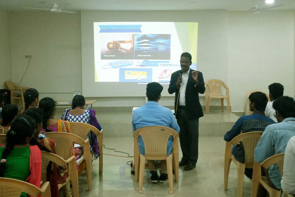 Expert Lecture on IT Trends in Future, by  R.Sekar, Head, Inspace Technology (P) Ltd., Chennai, on 6 Jan 2017