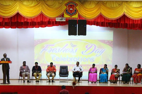 Freshers Day 2017, on 08 Jul 2017