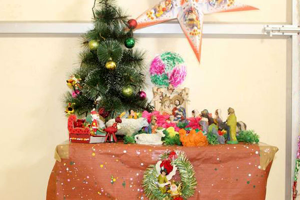 Dept of Computer Science -  Christmas Celebration 2017, on 23  Dec 2017